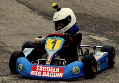 Escuela de karting gtsracing praga